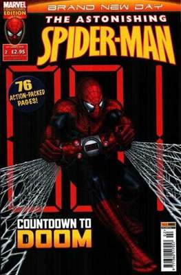 The Astonishing Spider-Man Vol. 3 (Comic Book) #2