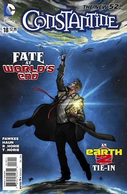 Constantine (2013-2015) (Comic-book) #18