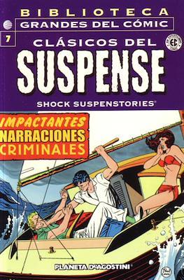 Clásicos del Suspense. Biblioteca Grandes del Cómic (Rústica 144-176 pp) #7