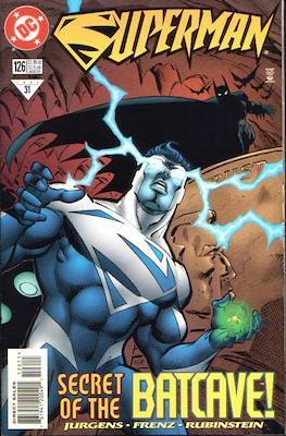 Superman Vol. 2 (1987-2006) (Comic Book) #126