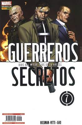 Guerreros secretos (2009-2012) (Grapa) #7