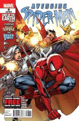 Avenging Spider-Man (Comic-Book) #8