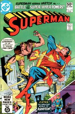 Superman Vol. 1 / Adventures of Superman Vol. 1 (1939-2011) (Comic Book) #356