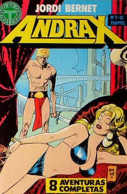 Andrax (Retapado. 316 páginas) #2
