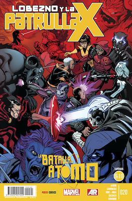 Lobezno y la Patrulla-X / Spiderman y La Patrulla-X (2012-2015) (Grapa.) #20