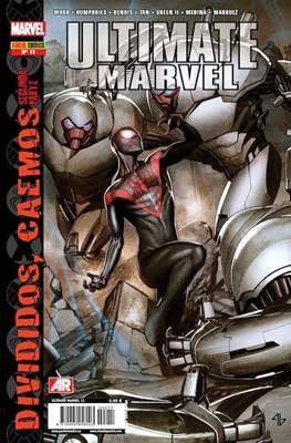Ultimate Marvel (2012-2016) (Rústica) #11