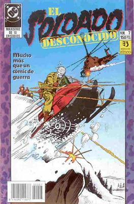 El soldado desconocido (1991-1992) (Grapa, 28 páginas) #7