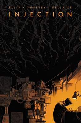 Injection (Comic-book) #7