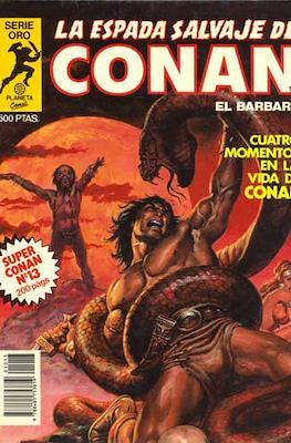 Super Conan. La Espada Salvaje de Conan (Cartoné 1ª Edición.) #13
