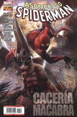 Spiderman Vol. 7 / Spiderman Superior / El Asombroso Spiderman (2006-) (Rústica) #52