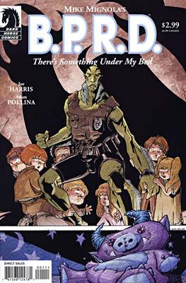 B.P.R.D. (Comic Book) #7
