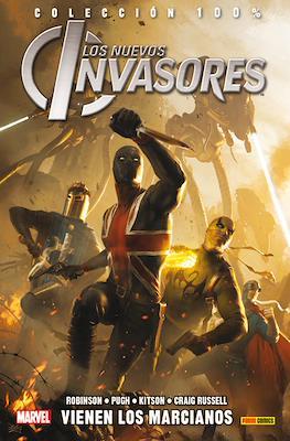 Los Nuevos Invasores. 100% Marvel (2014 - 2015) #3