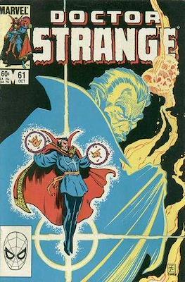 Doctor Strange Vol. 2 (1974-1987) (Comic Book) #61