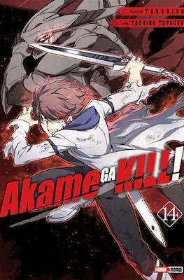 Akame ga Kill! (Rústica) #14
