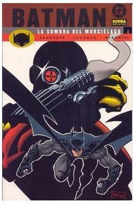 Batman. La sombra del murciélago (2004-2005) (Rústica 64-96 pp) #4