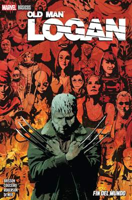 Old Man Logan Fin del Mundo - Marvel Básicos