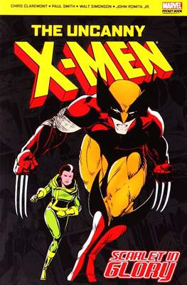 The Uncanny X-Men - Marvel Pocketbook (Softcover) #10