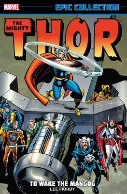 Thor Epic Collection #4