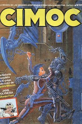 Cimoc (Grapa 60-132 pp) #61
