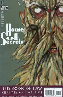House of Secrets Vol 2 (Grapa) #11