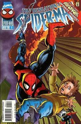 The Sensational Spider-Man (1996-1998) (Comic Book) #6