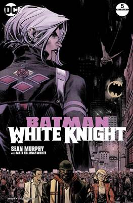 Batman: White Knight (2017-2018) (Comic-book) #5