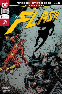 The Flash Vol. 5 (2016-2020) (Comic Book) #64