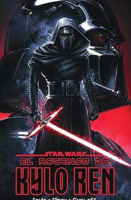 Star Wars: El ascenso de Kylo Ren (Cartoné 120 pp)