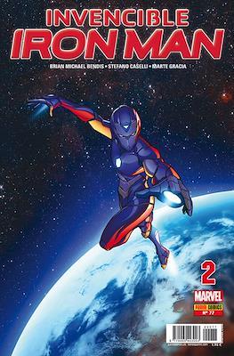 El Invencible Iron Man Vol. 2 (2011-) (Grapa - Rústica) #77