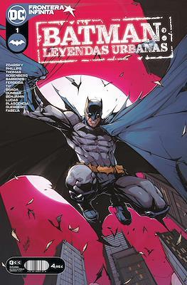 Batman: Leyendas urbanas