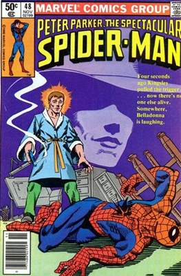 The Spectacular Spider-Man Vol. 1 (Comic Book) #48