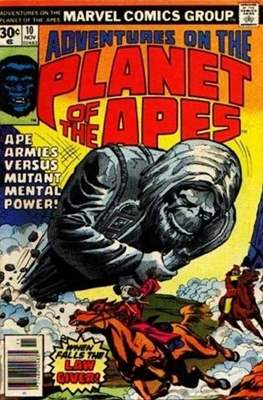 Adventures on the Planet of Apes #10