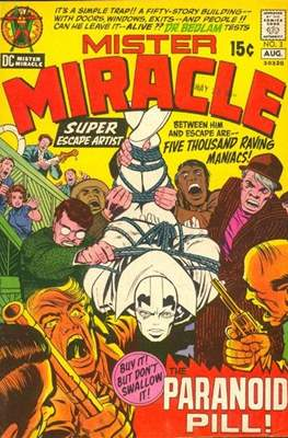 Mister Miracle (Vol. 1 1971-1978) #3