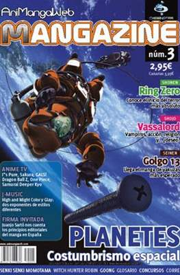 Animangaweb Mangazine #3