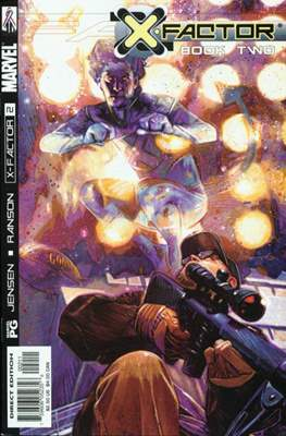 X-Factor Vol. 2 (Comic-Book/Digital) #2