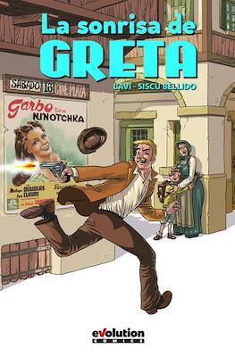 La Sonrisa de Greta (Cartoné 128 pp)