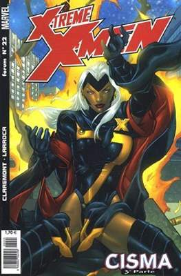 X-Treme X-Men (2002-2005) (Grapa) #22