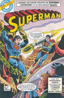 Super Acción / Superman #25