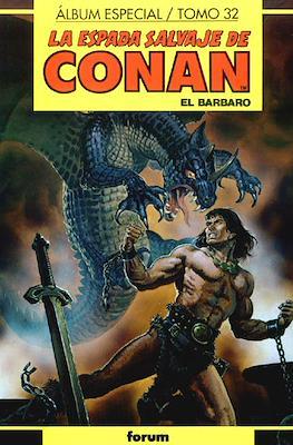 La Espada Salvaje de Conan - Álbum especial (Retapados) #32