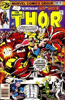 Journey into Mystery / Thor Vol 1 (Comic Book) #250