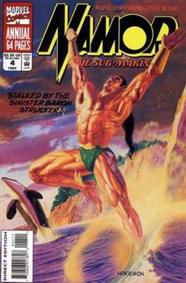 Namor the Sub-Mariner Annual Vol 1 (Comic Book) #4