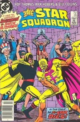 All-Star Squadron Vol 1 (Grapa) #35