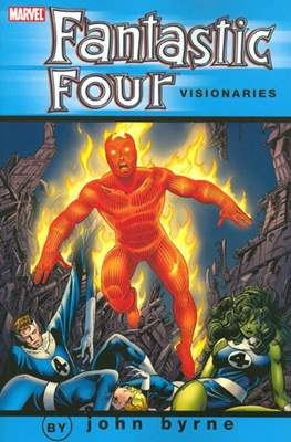 Fantastic Four Visionaries: John Byrne (Softcover) #8
