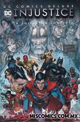 Injustice Gods Among Us - DC Comics Deluxe (Cartoné) #4