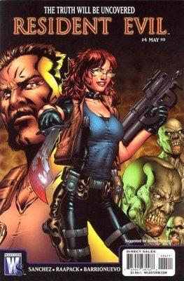 Resident Evil (Miniserie 6 números. Grapa. 24 Páginas) #4