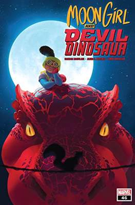 Moon Girl and Devil Dinosaur (Comic-book) #46