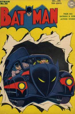 Batman Vol. 1 (1940-2011) (Comic Book) #20