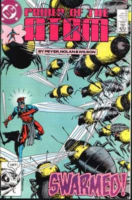 Power of the Atom (Comic Book) #17