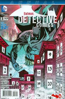 Detective Comics Vol. 2 Annual (2012-2014) (Comic Book) #3