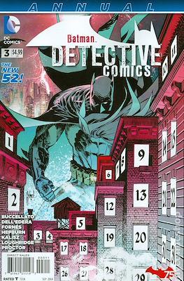 Detective Comics Vol. 2 Annual (2012-2014) (Comic Book) #3
